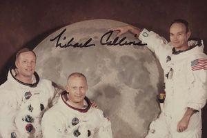 Phi hành gia tiết lộ bức ảnh chưa từng công bố về Apollo 11