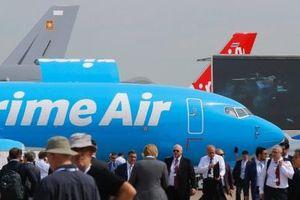 Gã khổng lồ Amazon thuê thêm 15 máy bay Boeing để giao hàng nhanh cho khách