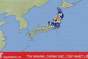 Nhật Bản gỡ bỏ cảnh báo sóng thần sau trận động đất khiến 15 người bị thương