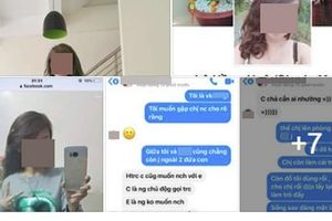 Xôn xao chuyện cô gái đến nhà nhân tình ngủ trên giường vợ chồng người ta còn đăng ảnh lên mạng khoe 'chiến tích'