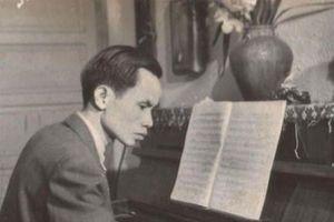 105 năm ngày sinh nhạc sỹ Văn Chung: Người thổi hồn quê vào nhạc