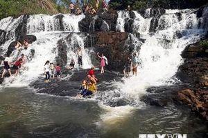 Thủy điện Đắk R'kéh: Ưu tiên duy trì nguồn nước cho thác Năm Tầng