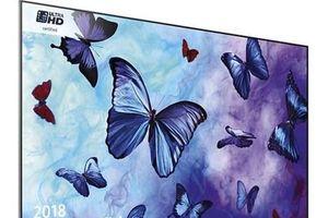 Samsung khuyến cáo khách hàng quét virus trên các tivi OLED
