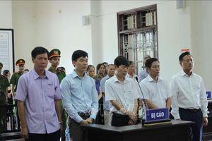 Phiên tòa xét xử phúc thẩm vụ sự cố y khoa tại Hòa Bình: Bị cáo Hoàng Công Lương được giảm án