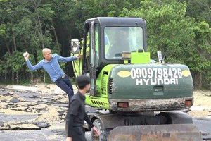 Nhân viên công ty Địa ốc Alibaba gây rối, chống lệnh cưỡng chế vi phạm đất đai: Có thể xử lý trách nhiệm hình sự