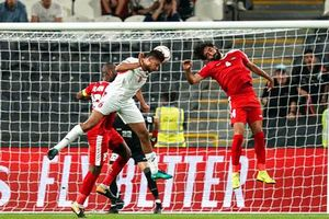 Báo Palestine lo lắng khi bị đội tuyển Việt Nam lấy suất hạt giống số 2