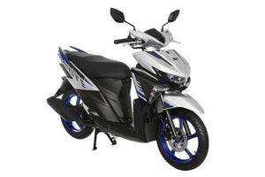'Phát hờn' trước vẻ đẹp của xe ga Yamaha 125cc, giá hơn 34 triệu