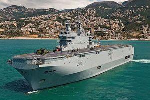 Chưa làm nổi TSB, Nga đã mơ biên chế tàu đổ bộ trực thăng