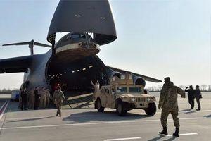 Mỹ viện trợ quân sự 250 triệu USD cho Ukraine