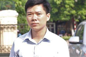 Cựu bác sĩ Hoàng Công Lương và nguyên Giám đốc Trương Quý Dương đều bị tuyên 30 tháng tù