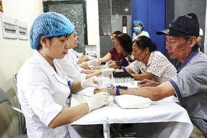 Đan Mạch hỗ trợ Việt Nam ứng phó với bệnh đái tháo đường và tăng huyết áp