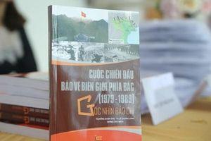 Ra mắt cuốn sách Cuộc chiến đấu bảo vệ biên giới phía Bắc