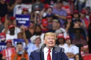 Tổng thống Mỹ D.Trump bắt đầu chiến dịch vận động tái tranh cử