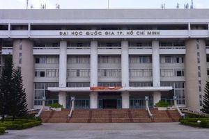 Đại học Quốc gia Tp Hồ Chí Minh lọt top 66% đại học tốt nhất thế giới