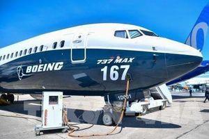 Giá cổ phiếu Boeing tăng sau khi IAG thông báo mua 200 máy bay 737 MAX