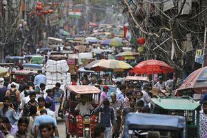 Dân số Ấn Độ sẽ vượt Trung Quốc vào năm 2027