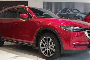 Mazda CX-8 có 3 phiên bản, giá từ 1,149 tỉ đồng tại Việt Nam