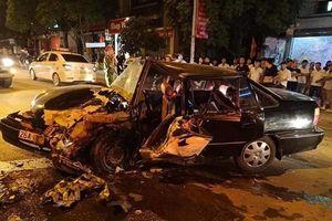 Sơn La: Tai nạn giao thông nghiêm trọng, 4 người bị thương nặng