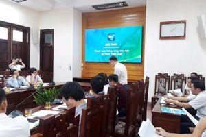 Thừa Thiên Huế: Thúc đẩy thanh toán tiền điện không dùng tiền mặt