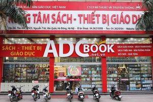 Nhà sách ADCBook: Mập mờ nguồn gốc sản phẩm
