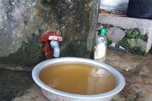 Quảng Ngãi: Người dân lao đao vì hàng trăm giếng nước nhiễm mặn bất thường