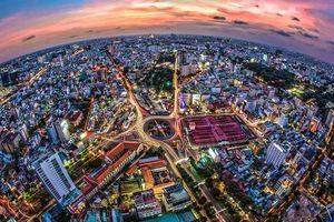 Sài Gòn - Những góc nhìn 'cực lạ' từ trên cao