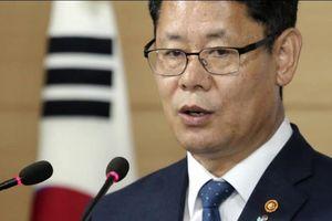 Sau 9 năm cấm vận, Hàn Quốc gửi 50.000 tấn gạo đến Triều Tiên