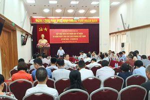 Bộ GTVT gặp mặt các cơ quan báo chí nhân 94 năm ngày Báo chí cách mạng Việt Nam