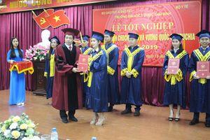 44 sinh viên Lào, Campuchia tốt nghiệp Đại học Y Dược Thái Bình: Những bác sĩ của tình hữu nghị