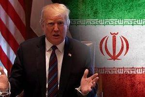 Ông Trump cảnh báo nguy cơ chiến tranh với Iran