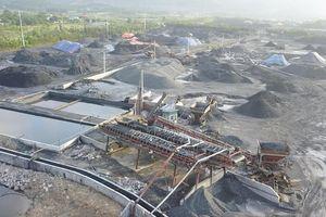 Dự án công viên nghĩa trang nhưng được cấp cảng khai thác than