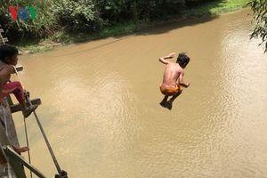 Tai nạn đuối nước ở trẻ em, nỗi ám ảnh của nhiều gia đình