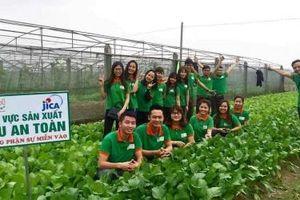 JICA muốn đầu tư xây dựng chuỗi giá trị thực phẩm nông nghiệp tại Nghệ An