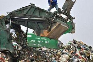 Urenco đề xuất đầu tư 1.640 tỷ đồng cải tiến 2 bãi rác lớn nhất Hà Nội bằng công nghệ xanh