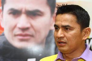 Kiatisak chúc Liên đoàn bóng đá Thái Lan tìm được HLV trưởng ưng ý