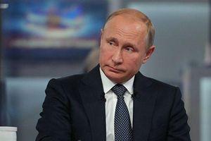 Trực tuyến với Vladimir Putin: Hơn 1 triệu câu hỏi hóc búa đang chờ Tổng thống Nga giải đáp