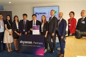 Công ty công nghệ đầu tiên ở Đông Nam Á cùng Airbus tiên phong chuyển đổi số cho ngành hàng không