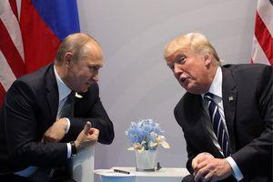 Ông Trump tuyên bố sẽ gặp ông Putin tại hội nghị G20