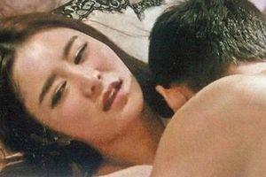 Bạn gái mới của Lâm Phong lộ cảnh nóng trong phim 18+