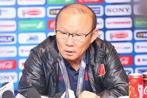 Xác định thời gian đàm phán hợp đồng của HLV Park Hang Seo
