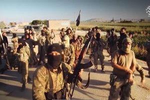 IS tiếp tục tập kích Quân đội Syria
