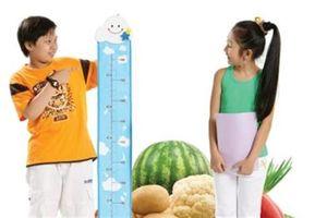 Cẩn trọng sản phẩm kích não, kích chiều cao cho trẻ