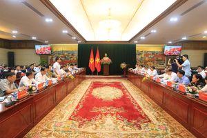 Phó Thủ tướng kiểm tra thực hiện Nghị quyết 02 tại Hải Phòng