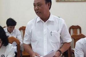 UBND TP.HCM cách chức ông Lê Tấn Hùng - Tổng giám đốc SAGRI