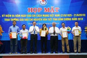 Các địa phương tổ chức kỷ niệm 94 năm Ngày Báo chí cách mạng Việt Nam