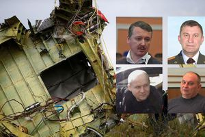 Vụ MH17 rơi tại Ukraine: Truy nã quốc tế 4 nghi phạm
