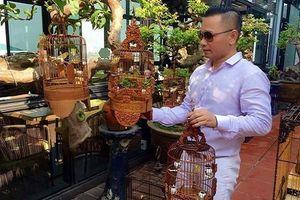 Hoa mắt với BST tiền tỷ của 'vua chim cảnh Việt Nam'