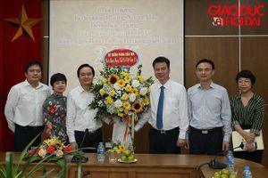 Bộ trưởng Phùng Xuân Nhạ: Báo Giáo dục Thời đại có nhiều thay đổi tích cực