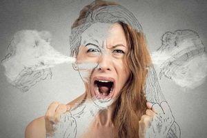 Những người hay nổi giận dễ mắc 4 bệnh này