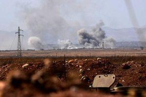 Chiến sự ác liệt tại Tây Bắc Syria, máy bay chiến đấu của Syria và Nga tiếp tục không kích